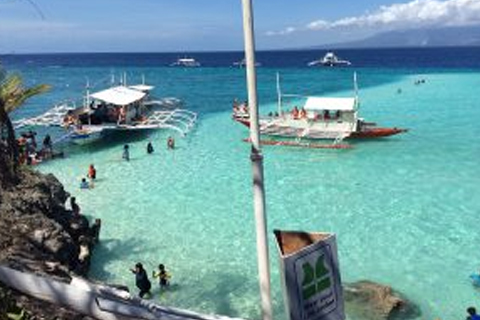 How To Enjoy Sumilon Island In The Best Way