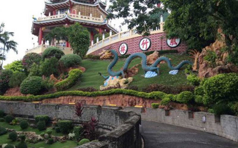 The Taoist Temple